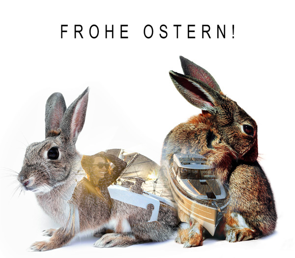 Frohe Ostern 2019!