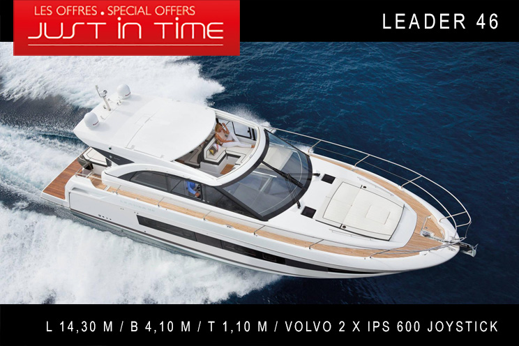 Jeanneau Leader 46 Special Offer