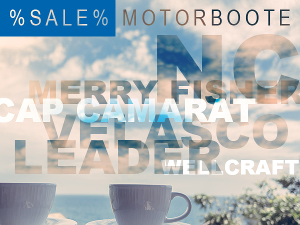 Sale Motorboote