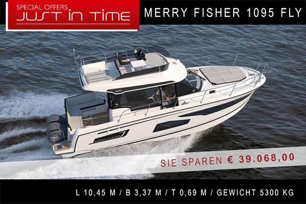 Merry Fisher 1095 Fly