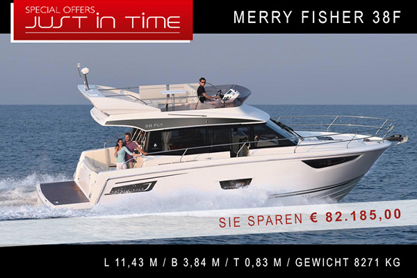 Merry Fisher 38 F