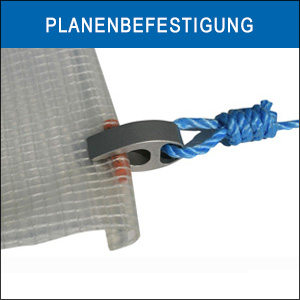 Planenbefestigung Strong Grip