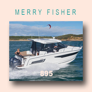 Earlybird Angebot Jeanneau Merry Fisher 895 bei Gründl Bootsimport