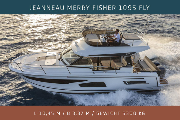 Jeanneau Merry Fisher 1095 Fly